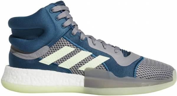Adidas Marquee Boost - Blue (F97277)