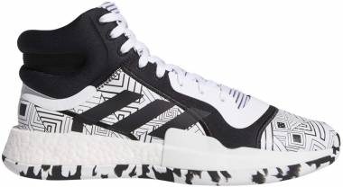 Adidas Marquee Boost - Black/White/Black (EF1230)