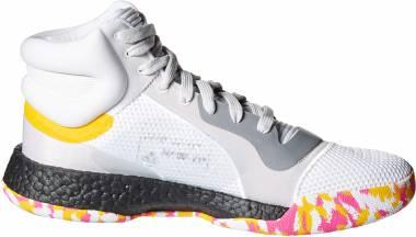 Adidas Marquee Boost - Ftwwht Cblack Actgol (G26212)