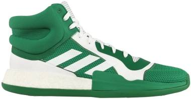 Adidas Marquee Boost - Green,white (G28754)