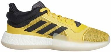 Adidas Marquee Boost Low - Bold Gold/Black/Collegiate Green