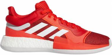 Adidas Marquee Boost Low - Red (F36305)
