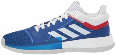 Adidas Marquee Boost Low Collegiate Royal/Crystal White/Blue Men