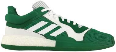 Adidas Marquee Boost Low - Green,white (G28760)