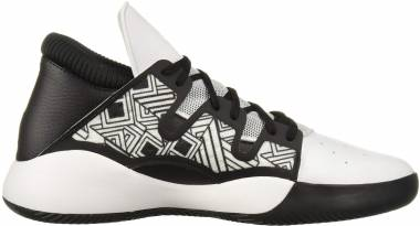 Adidas Pro Vision - White/Black/White (EF0477)