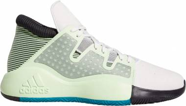 Adidas Pro Vision - Glow Green Crystal White Black