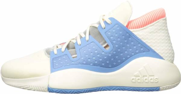 Adidas Pro Vision - Cream White/Bahia Light Blue/White (BB7823)