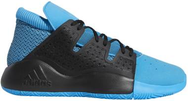 Adidas Pro Vision - Shock Cyan Black Shock Cyan