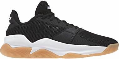 Adidas Streetflow - Negro Negro Blanco