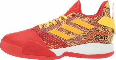Adidas T-Mac Millennium - Scarlet Gold Metallic Red