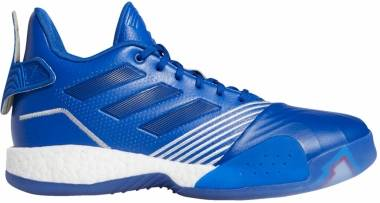 Adidas T-Mac Millennium - Royal / Scarlet Red-White