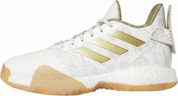 Adidas T-Mac Millennium White / Gold
