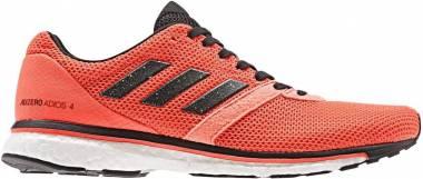 Adidas Adizero Adios 4 - Orange (EF1459)