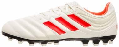 Adidas Copa 19.3 Artificial Grass White Men