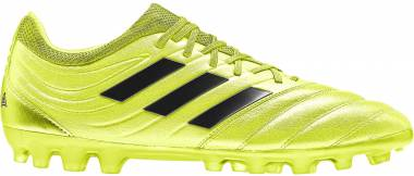 Adidas Copa 19.3 Artificial Grass - Multicolour Solar Yellow Core Black Solar Yellow 000 (EE8152)