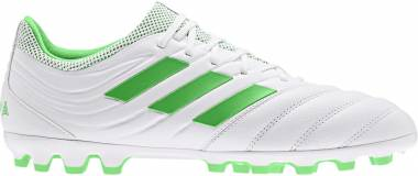 Adidas Copa 19.3 Artificial Grass - White (F35775)
