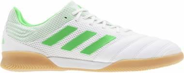 Adidas Copa 19.3 Indoor Sala - Mehrfarbig Ftwbla Limsol Gumm1 000 (BC0559)