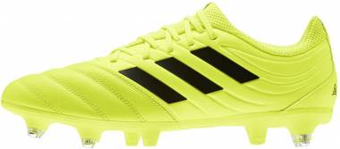 Adidas Copa 19.3 Soft Ground - Gelb (F35449)