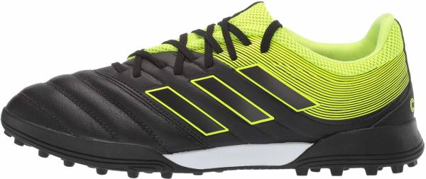 Adidas Copa 19.3 Turf - Black/Solar Yellow/Black (BB8094)