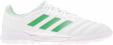 Adidas Copa 19.3 Turf - White