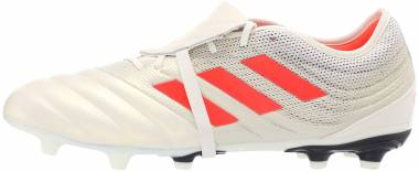 Adidas Copa Gloro 19.2 Firm Ground Off White/Solar Red/Black Men