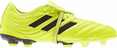 Adidas Copa Gloro 19.2 Firm Ground - Solar Yellow/Black/Solar Yellow (F35491)
