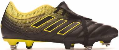 Adidas Copa Gloro 19.2 Soft Ground - Black/SolYellow (F36080)