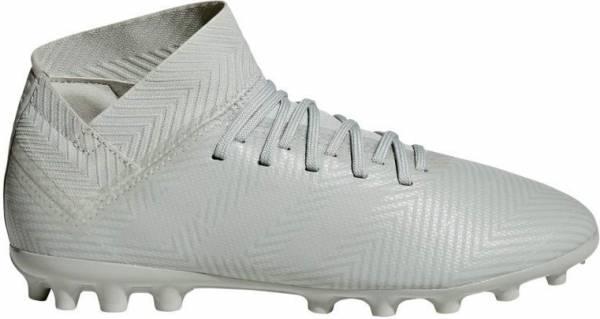 Adidas Nemeziz 18.3 Artificial Grass - Grey Ash Silver Ash Silver White Tint S18 (D97849)