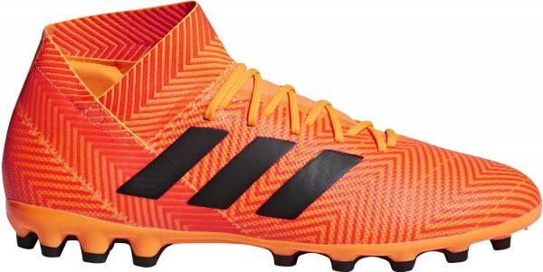Adidas Nemeziz 18.3 Artificial Grass - Orange Mandar Negbás Rojsol 000