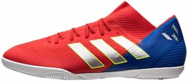 Adidas Nemeziz Messi Tango 18.3 Indoor - Red