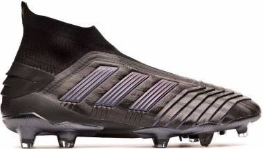 Adidas Predator 19+ Firm Ground - Black
