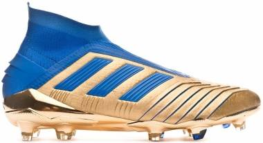 Adidas Predator 19+ Firm Ground - Gold (F35610)