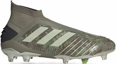 Adidas Predator 19+ Firm Ground - Green (EF8204)