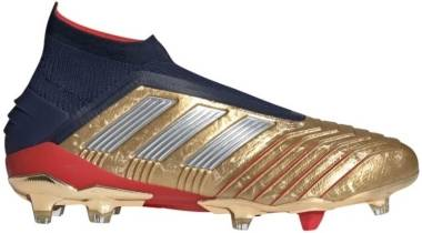 Adidas Predator 19+ Firm Ground - Gold Metallic (G27781)
