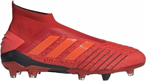 newest 06bb6 fe494 Adidas Predator 19+ Firm Ground Red