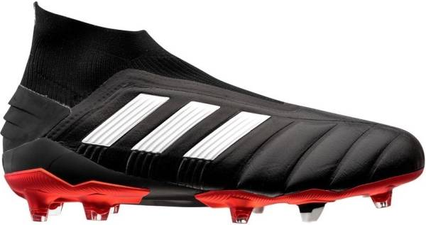 Adidas Predator 19+ Firm Ground - Black