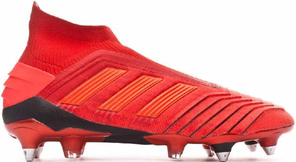 Adidas Predator 19+ Soft Ground Red