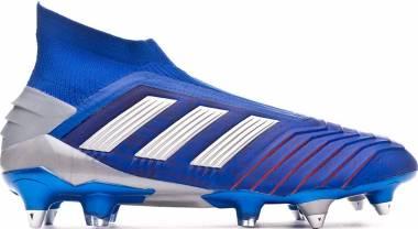 Adidas Predator 19+ Soft Ground - Blue