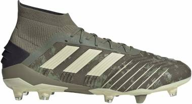 Adidas Predator 19.1 Firm Ground - grün (EF8205)
