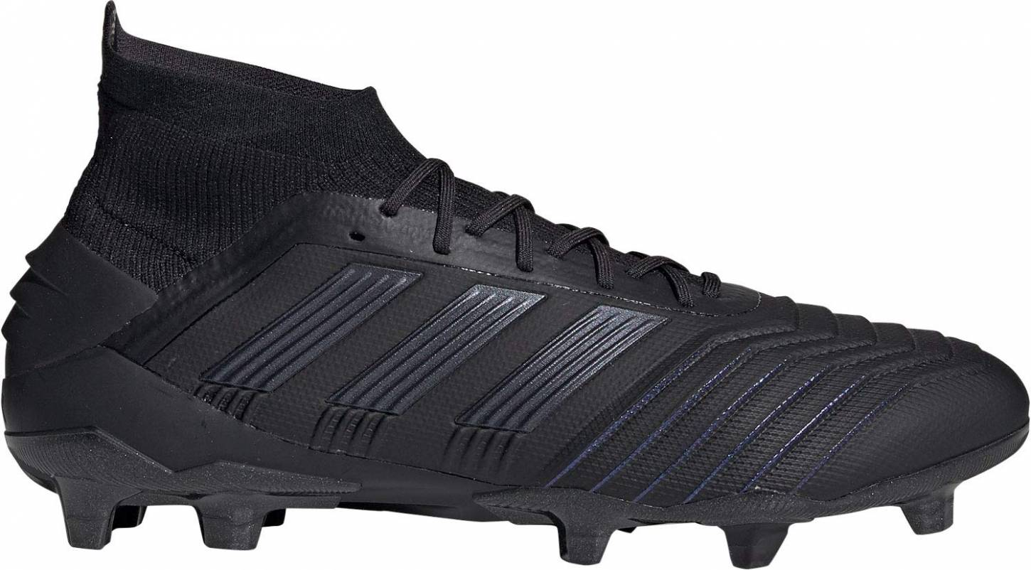 Save 55% on Black Soccer Cleats (174