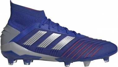 Adidas Predator 19.1 Firm Ground - Blue