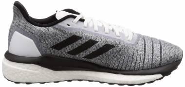 Adidas Solar Drive White/Black/Grey Men