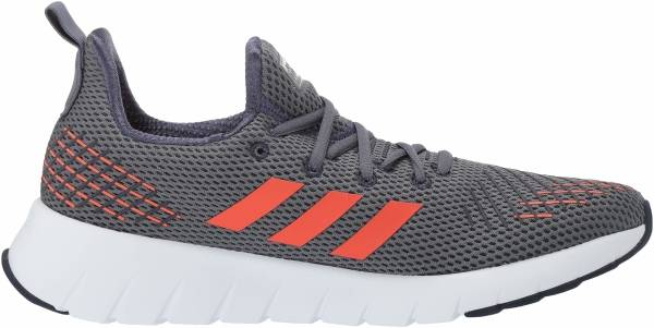 Adidas Asweego - Onix Active Orange Trace Blue