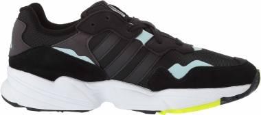 Adidas Yung-96  - Black/Black/Clear Mint