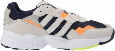 Adidas Yung-96 - Collegiate Navy/Raw White/Solar Orange