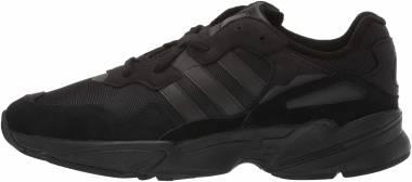 Adidas Yung-96  - Black/Black/Carbon