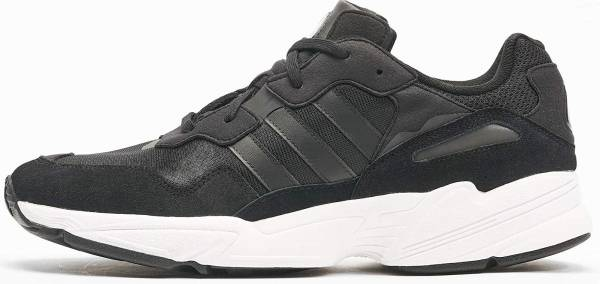on sale 62f5a ff5d5 Adidas Yung-96 Black