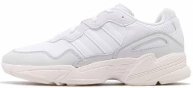 Adidas Yung-96  White/White/White Men