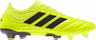 Adidas Copa 19.1 Firm Ground - gelb (F35519)
