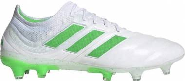 Adidas Copa 19.1 Firm Ground - White (BB9186)